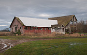 Kent Sorensen - Abandoned Barn in The...