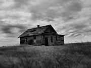 Abandoned Farm B Print by Jonathan Lagace
