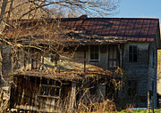 West Fork Photos - Abandoned Farm house 10 by Douglas Barnett