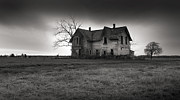 Mark Clifford - Abandoned Farm House-...