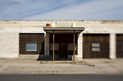 Small Towns Metal Prints - Abandoned Gas Station, Washington Metal Print by Paul Edmondson
