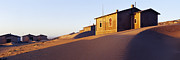 Abandoned Houses Photos - Abandoned House in Drifting Sand by Jeremy Woodhouse