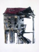 Pittsburgh Mixed Media Originals - Abandoned IV by Seth Clark