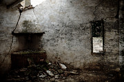 Country House Posters - Abandoned little house 3 Poster by RicardMN Photography