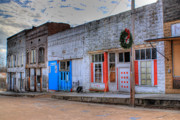 Arkansas Prints - Abandoned Main Street Print by Douglas Barnett