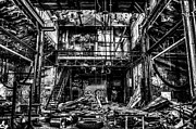 Nyc Photos - Abandonment by Johnny Lam