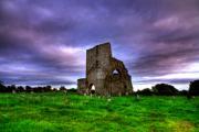 Abbeylara Abbey Print by Kim Shatwell-Irishphotographer
