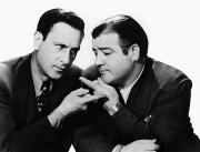 Costello Prints - Abbott And Costello, 1942 Print by Granger