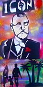 Abbott Kinney Print by Tony B Conscious