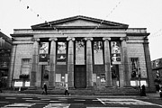 Overcast Day Photo Prints - Aberdeen Music Hall Formerly The Citys Assembly Rooms Union Street Scotland Uk Print by Joe Fox