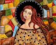 Abigail Print by Rain Ririn