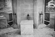 Pasha Photos - Ablution Fountains Outside The Lala Mustafa Pasha Mosque In Famagusta Turkish Republic Cyprus by Joe Fox