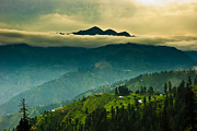 Scenery Photo Originals - Above Clouds by Syed Aqueel