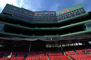 Fenway Park Prints - Above it All Print by Paul Mangold