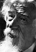Author Art - Abraham Joshua Heschel, Philosopher by Everett