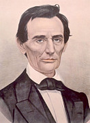 Abraham Lincoln 1808-1865, U.s Print by Everett