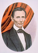 Jt History Photos - Abraham Lincoln 1809-1865, Lithograph by Everett