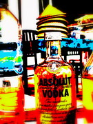 Funkpix Photos - Absolut Gasoline Refills for Bali Bikes by Funkpix Photo  Hunter
