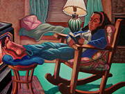 Rocking Chairs Originals - Absorbed by Karen Fulk
