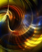 Fine Art - Abstract 040511 by David Lane