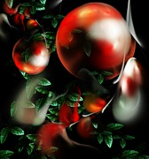 Images For Cards - Holidays - Abstract 112511A by David Lane