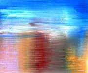 Buy Tshirts Paintings - Abstract 219 by Patrick J Murphy