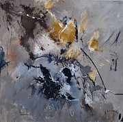 Abstract 5521502 Print by Pol Ledent