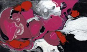 Liquid Painting Prints - Abstract 6 Print by Laurel Nelson