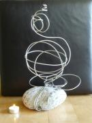 Live Wire Spirit - Abstract Aluminum