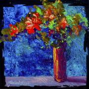 Marion Rose - Abstract Floral 2