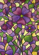 Margarita Boettcher - Abstract Floral