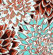 Sumit Mehndiratta - abstract flower 17