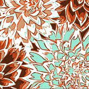 Sumit Mehndiratta - abstract flowers 12