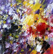 Mario Zampedroni - Abstract flowers 3452011