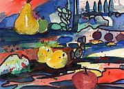 Laurie Salmela - Abstract Fruit
