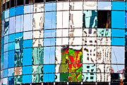 Christopher Holmes - Abstract In The Windows