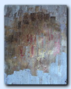 Manali Thakkar - Abstract Metallic