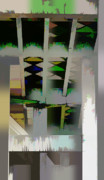 Structural Art Photos - Abstract No. Thirteen by Tom Griffithe