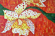 Danielle Colucci - Abstract Orchid