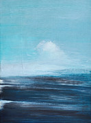 Abstract Seascape Print by Iris Lehnhardt