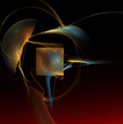 Abstract - Abstract Still Life 012211 by David Lane