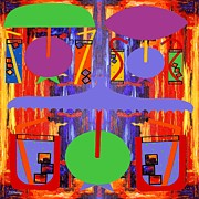 Fizz Posters - Abstraction 177 Poster by Patrick J Murphy