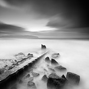 North Coast Framed Prints - Abyss Framed Print by Pawel Klarecki