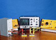 Alternating Current Photos - Ac And Dc Power Supplies by Andrew Lambert Photography