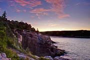 Acadian Sunrise Print by Jim Neumann