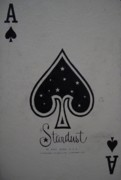Playing Cards Originals - Ace Of Spades by Robert Cunningham
