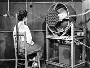 Frequencies Prints - Acoustics Test, 1954 Print by National Physical Laboratory (c) Crown Copyright
