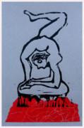Acrobat 2 Print by Adam Kissel