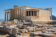 Old Door Photos - Acropolis Parthenon 1 by Emmanuel Panagiotakis
