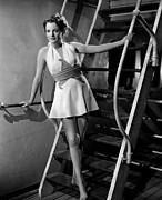 1942 Movies Photos - Across The Pacific, Mary Astor, 1942 by Everett